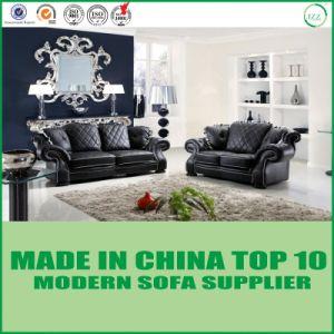 Neuer Entwurfs-modernes kreatives echtes Leder-Schnittfreizeit-Sofa