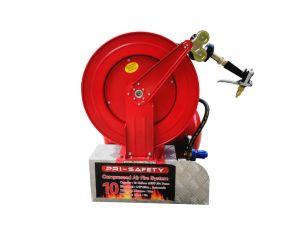 圧縮空気の泡の火システム