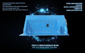 Lebendmasse-Kraftstoff-Pelletisierer mit Fett geben frei