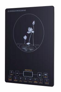 Forno elettrico di induzione del fornello del piatto 2000W 220V della piastra riscaldante a comando a tocco di induzione (AM20H8)