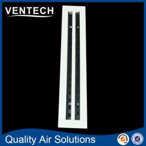 Scanalatura lineare Diffsuer, diffusore di alluminio di HVAC di Aupply della barra di T