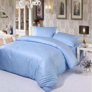 セットされるカスタマイズされた綿の寝具のシーツセットの慰める人(JRD189)