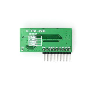 熱い普及した868MHz/915MHz RFの無線受信機モジュールKlRF06
