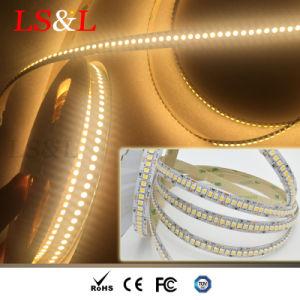 Indicatore luminoso di striscia della corda di alta luminosità 2835SMD 240LEDs/M LED per l'alloggiamento di illuminazione