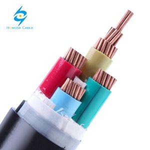 IEC 60502 600/1000V PVC/XLPE에 의하여 격리되는 고압선