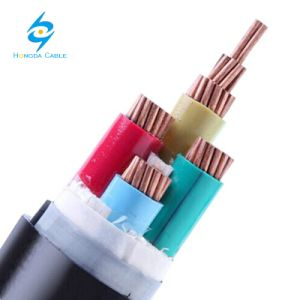IEC 60502 600/1000V / XLPE ПВХ изоляцией кабель питания