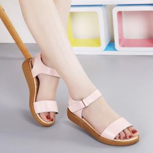 Venta caliente mujer Sandalia Casual Zapatos Zapatos de Vestir (FTS1020-1)