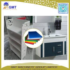 プラスチックWPC PVC家具の泡のボードのプロフィールの押出機の生産ライン