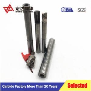 De Staaf van Carbideboring van het wolfram met Uitstekende Hardheid