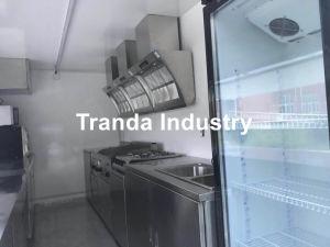 Rimorchio mobile 2018 del camion dell'alimento del mercato della Nuova Zelanda
