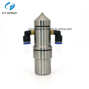 Flache Ventilator-Luft-atomisierende Düse