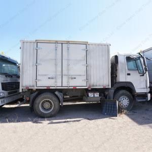 HOWO 3-15 van de Vrachtwagen van de Lichte/Vlakke/Lichte Ton Lading van de Plicht/Middelgrote/Flatbed Vrachtwagen