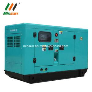 50kw silêncio elétrico Weifang Ricardo gerador diesel de potência