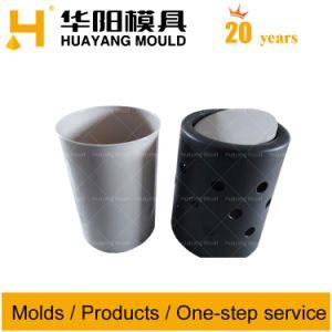 Três seções de plástico para uso doméstico Balde do Molde