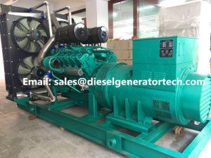 Ricardo Generador Diesel 100kw 125kVA Water-Cooled generador eléctrico mejor precio
