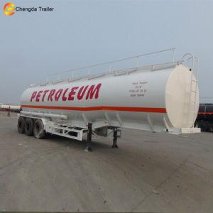 Rohöl-Tanker-Kraftstofftank-Schlussteil des Hersteller-3 der Wellen-42000L