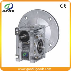 Gphq Nmrv90 알루미늄 벌레 속도 기어 박스 모터