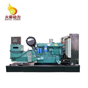 발전기 세트 Weifang 저잡음 6 실린더 디젤 엔진 발전기 150kw 디젤 발전기