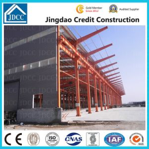 Jdcc 모듈 Prefabricated 호화스러운 공장 사용 강철 구조물 창고