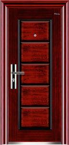 Portello esterno del portello d'acciaio caldo di vendita