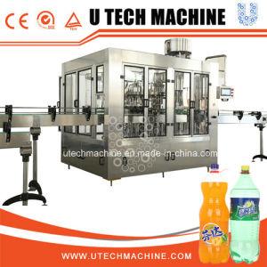 controlo PLC automática máquina de Água Potável carbonatadas