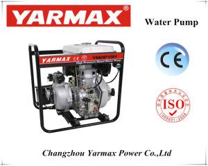Bomba de agua de alta presión diesel refrescada aire 2 pulgadas