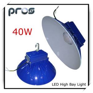 40W de Baai High Light COB LED Industrial Light van LED