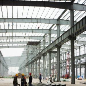 El precio bajo la estructura de acero galvanizado taller de construcción prefabricados