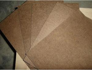 Farbe der Hartfaserplatte-1220X2440mm dunkler Brown
