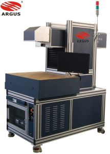 Papierausschnitt-Laser-Maschine600x600mm Galvo CO2 Laser-Markierungs-Maschine