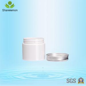 清潔になるクリームのための白い60mlペット装飾的な瓶