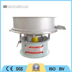 Abra a peneira vibratória Circular de Design da máquina para qualquer líquido