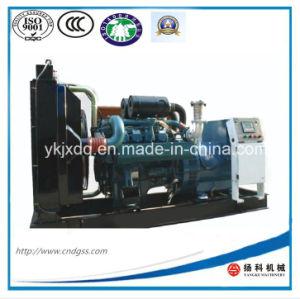 50Hz Diesel van het Type 600kVA van Doosan 480kw/Open Met water gekoelde Generator