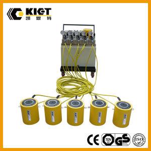 PLC 유압 동시 드는 시스템