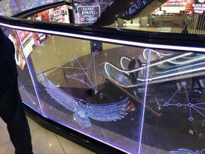 de 2D 3D het Merken van de Foto BinnenMachine van de Gravure van de Laser van het Kristal van het Glas