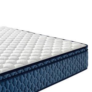 Fábrica de China Funda de colchón impermeable estándar americano para el Hotel