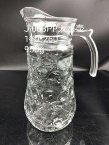 Brocca di vetro Sdy-J012 di buoni prezzi di alta qualità