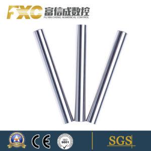 Nauwkeurig Stevig Carbide om de Staaf van het Malen van het Aluminium van de Staaf