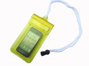 方法携帯電話およびカメラのための防水プラスチックPVC袋
