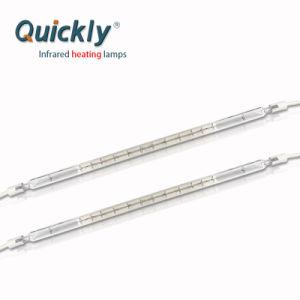 R7s lâmpadas de aquecimento por infravermelhos de ondas curtas para sistema de RTP