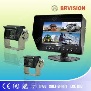 Камера заднего вида погрузчика с функцией автоматического спуска затвора и отопление (BR-RVC15)