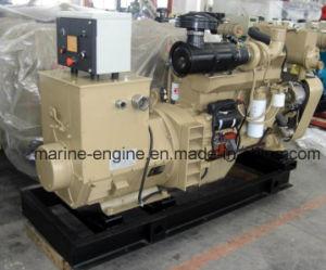 6CT8.3-GM115 Engineの125kVA/100kw Cummins Marine Generator