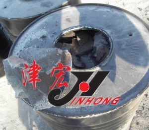 Rang 5080mm van de industrie het Carbide van het Calcium