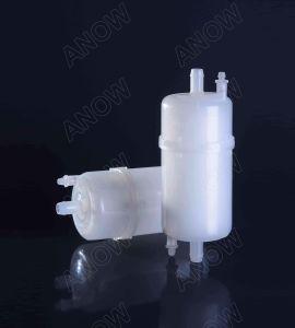 Conexão Farpada de Mangueira de 5 polegadas 0,2 mícrons Filtro cápsula de PP para líquidos de produtos farmacêuticos