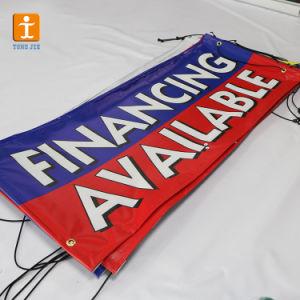Ecoの支払能力がある印刷のためのロール材料PVC Frontlit屈曲の旗