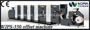 Impresora intermitente de la escritura de la etiqueta de Roatry (WJPS-660)