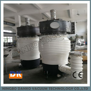 Macchina di rivestimento di evaporazione di vuoto della pellicola delle gocce di pioggia di nuova tecnologia