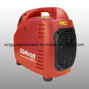 La potencia nominal de gasolina de 1.0kw generador Inverter