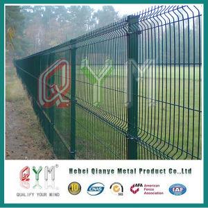 Hohe Sicherheits-geschweißte Maschendraht-Zaun-Wand