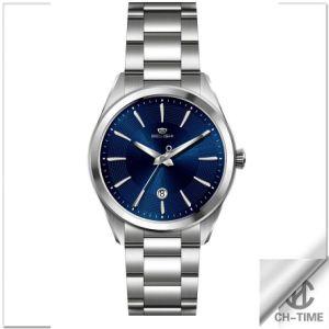 ステンレス鋼の人の腕時計